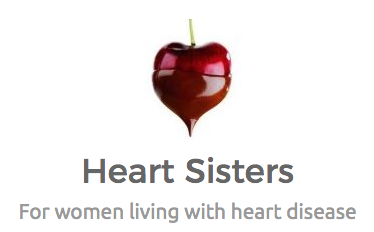 When you're about to become a hospital patient: guest post on The Heart Sisters Blog